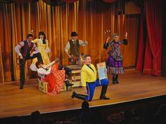 Best family experience -- Hoop-Dee-Doo Musical Revue, Walt Disney World: Families looking for comfort food and an unforgettable experience for all generations will feel right at home at Pioneer Hall at Disneys Fort Wilderness Resort. This is a tradition for many families who keep coming back year after year.
