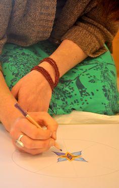 Mandala Workshop 2013