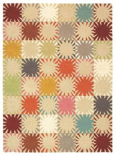Entryway rug.