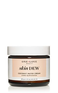 Skin Dew. This shit is amazing, and absorbs completely, which I've never encountered in a moisturizer. Perfect for mornings.