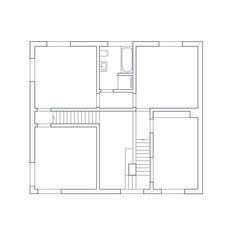House51, Stubëll KS Floor Plans, Diagram, Architects, Floor Plan Drawing, House Floor Plans