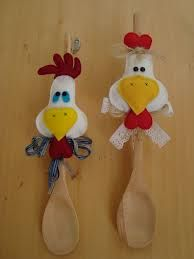 galinha na colher de pau - Pesquisa Google Foam Crafts, Crafts To Make, Diy Crafts, Small Wooden Projects, Weird Birds, Sewing Projects, Projects To Try, Chicken Crafts, Chickens And Roosters