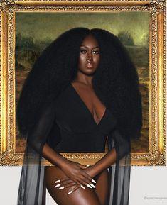In Frame. Visuals via @darkskinwomen - Model/photo/edit: @symoneseven  Inspired by @dylanbolivar Beautiful Dark Skinned Women, My Black Is Beautiful, Beautiful People, Mona Lisa, Afrique Art, Dark Skin Beauty, Black Beauty, Pretty Black Girls, Brown Skin Girls
