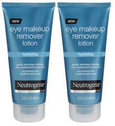 Neutrogena Hydrating Eye Makeup Remover Lotion, 3 Ounce - List price: $10.24 Price: $6.79 + Free Shipping