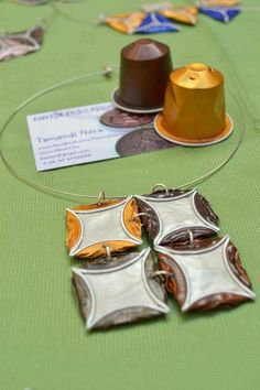 nespresso necklace