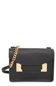 Sophie Hulme 'Nano' Envelope Leather Bag available at #Nordstrom