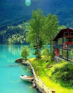 Beauty of Summer in Norway