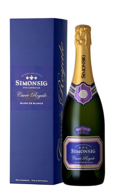 Mission: Create and implement new packaging neccessary to promote Simonsig's flagship wine during the festive season. Challenge Me, Festive, Champagne, Bubbles, Packaging, Wine, Bottle, Drinks, Create
