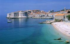 Dubrovnik, Yugoslavia (my Great Grandparents homeland). Best Hotel Deals, Best Hotels, Great Grandparents, Dubrovnik Croatia, Old City, Vacation Destinations, Homeland, Travel Inspiration, Places To Visit