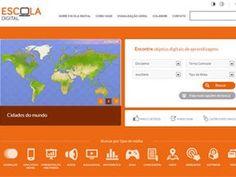 Site reúne 1.200 objetos digitais de ensino indicados por professores