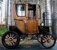 Classic Cars  :   Illustration   Description   1905 Woods Electric