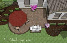 Small Courtyard Patio Design