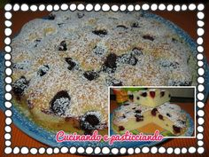 Cucinando e Pasticciando: Torta di ciliegie