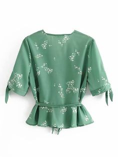 New Arrivals: Dresses, Swimwear, Tops, & Kimono Blouse, Wrap Blouse, Myanmar Dress Design, Modern Suits, African Tops, Wrap Dress Floral, Ditsy Floral, Green Fashion, Cute Casual Outfits