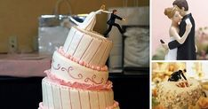 Funny Wedding Cake Ideas
