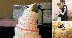 Funny Wedding Cake Ideas