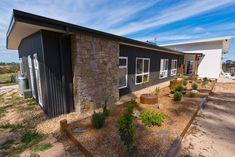 Green Homes, Garage Doors, Outdoor Decor, Home Decor, Decoration Home, Room Decor, Home Interior Design, Carriage Doors, Home Decoration