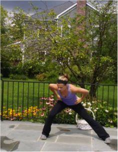 The Long Slim Legs Workout | Tori Teaches Fitness