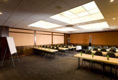 Prostor Chairman se nachází v prvním patře a je plně klimatizovaný. Maximální kapacita činí 50 osob při divadelním uspořádáním. V tomto prostoru lze připravit uspořádáním ve tvaru T, I, U, ženevské, rautové, koktejlové a školní.