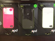 pdo silk iphone4s/4 slider case cellphone sells for $35 at apple store $4.99