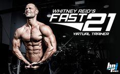 Whitney Reid's Fast 21 Program: 3 Weeks To A Leaner, More Shredded Body