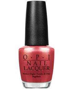 Opi Nail Lacquer, Go with the Lava Flow - Go with the Lava Flow