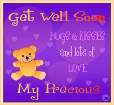 Here is a collection of Get well soon Messages for Loved ones. If you love someone and want to send get well soon Messages for his quickly recovery then these collection are great source of share Happiness with him/ her. Must read and share to every people you love.