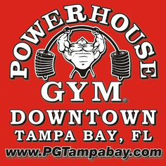 Check out the best gym in Tampa Bay!