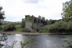 Or the crumbling aqueducts that overlook the river… | 27 Reasons The Wye Valley Is The Most Picturesque Place In Britain
