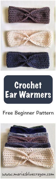 Vincha crochet