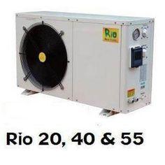 Rio Swimming Pool Heat Pump - H2oFun Ltd - 1