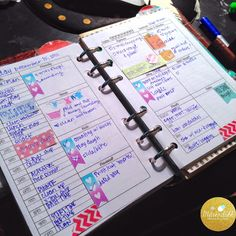 #FreePrintable Planning & Printing: Updated Day on Two Pages Planner Inserts