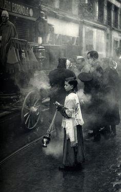 Henri Cartier-Bresson. Madrid, 1953