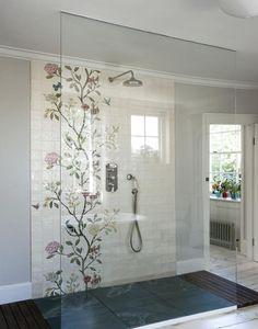 Michelle McKenna Bathroom in London | Remodelista