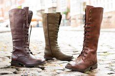 Diese Stiefel nehmen ihren eigenen Weg! #stiefel #herbststiefel