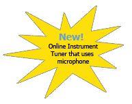 Online cello tuner