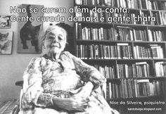 Nise da Silveira, psiquiatra