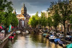 The world's safest cities - Amsterdam, Netherland