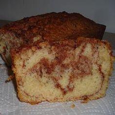 Cinnamon Swirl Bread Allrecipes.com
