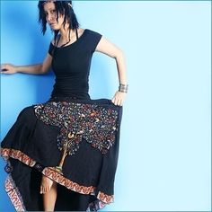 little buddha maxi skirt (Q1004) by idea2lifestyle    I would love a skirt like this!