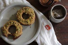 Recipe Box: Maple-Glazed Pumpkin Spiced Donuts   Vidya Living