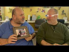 3D Family Photo - Print Then Cut - YouTube