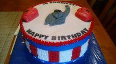 Rocky Balboa Cake