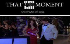 One Tree Hill. OTH. Brooke Davis. Sophia Bush. Mouth Marvin McFadden. Lee Norris. That One Tree Hill Moment.