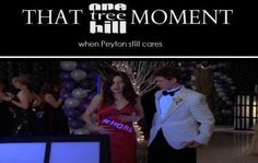 One Tree Hill. OTH. Brooke Davis. Sophia Bush. Mouth Marvin McFadden. Lee Norris. That One Tree Hill Moment.