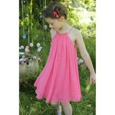 Harlequin Dress - Pink - Dresses - Girls