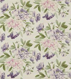 Phoebe Fabric by Zoffany | Jane Clayton