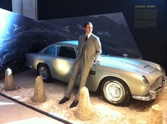 'Fifty Years of Bond Style' at the Barbican Centre