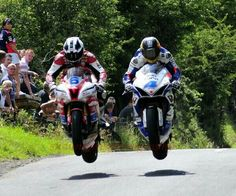 William Dunlop Guy Martin ...