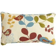 Cassius Oblong Pillow